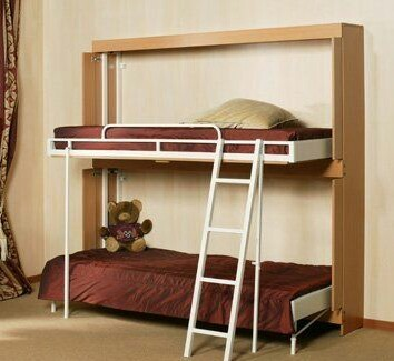 Children S Wall Mounted Beds