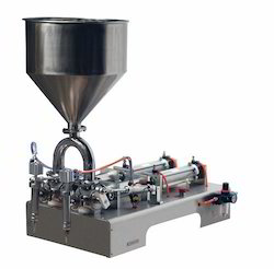 Paste /Cream Filling Machine
