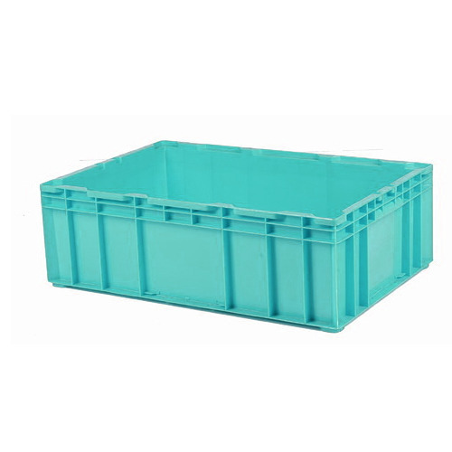 Plastic Green Crate