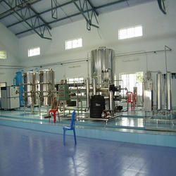 Fully Automatic Mineral Water Plant