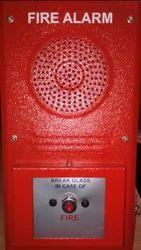 MCP Fire Alarm Hooter