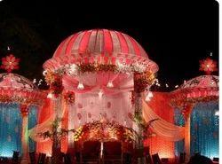 Light Stage Decoration