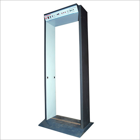 Walk Through Metal Detector Door Frame Metal Detector, 1