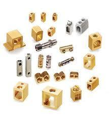 Brass Electrical Terminal BlockParts