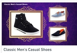 42 And 43 Classic Men's Casual Shoes