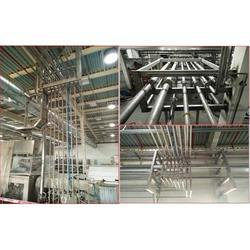 SS Piping Fabrication Service