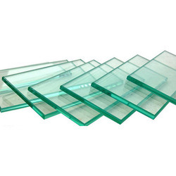 Transparent Toughened Or Tempered Glass