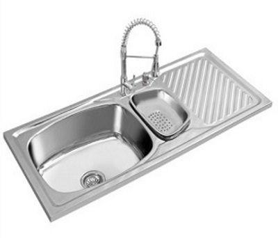 Lotus Hi Gloss Royal Kitchen Sink at Rs 11379 /pack | Kitchen Sinks ...
