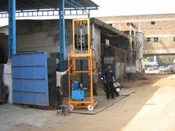 Electrical Hydraulic Starcker