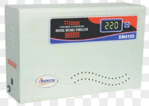 Microtek Single Phase Voltage Stabilizer
