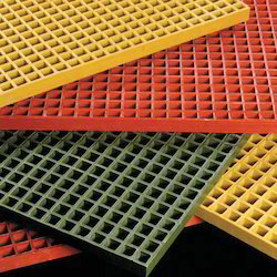 Glass Fiber Grating