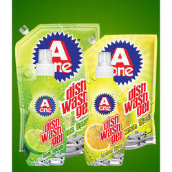 A- One Dishwash Gel
