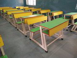 School Furniture Z Type Modular Desk