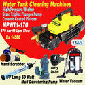 Tank Cleaning Machine