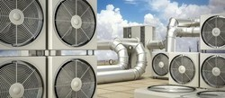 Industrial Air Conditioner, Electric