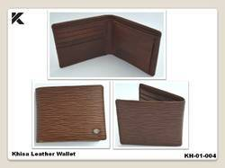 Khisa Leather Wallet