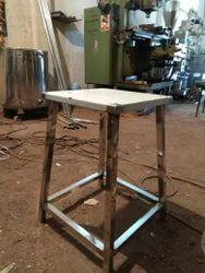 Infinity 14 x 14 x22 SS Stool Chair