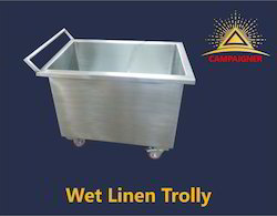 Wet Linen Trolley