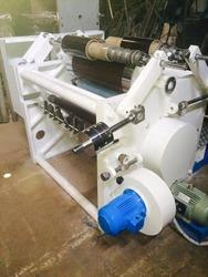 Slitter Machine - Centre Drum
