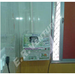 Ladies Toilets Sanitary Napkin Burner