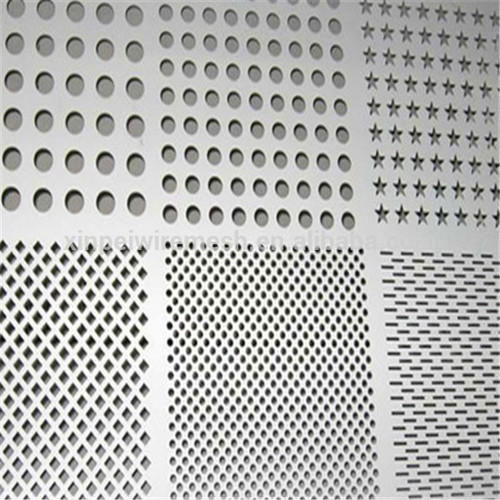 Perforated Sheet Stainless Steel Perforated Sheet