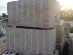 Natural And Sawned Finish Gwalior Mint Sand Stone Gwalior Mint White & Yellow Blocks