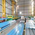 Steel / Stainless Steel Color Coated Profile Sheets, 5mm