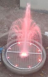 Ring Fountains for Gardens