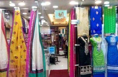 2869307aaf Retailer of Ladies Kurti & Designer Suites by Deepak Saree & Dress ...