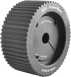 PIX-PowerWare Timing Pulleys