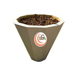RCC Cone Shaped Pot