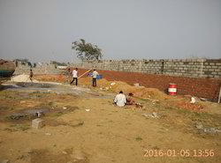 Compound Wall Services
