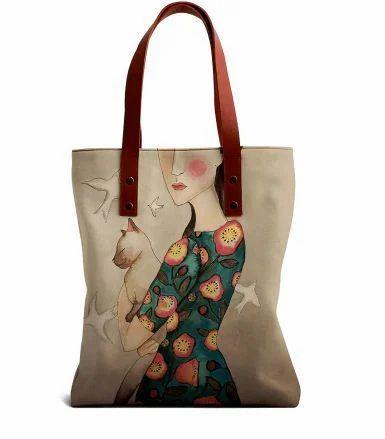 Tote Bag - La Reverie Tote Bag Manufacturer from New Delhi ca44e063c