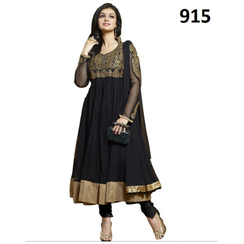 bb2b56bbe2 Black Ladies Designer Suits, Designer Suits, महिलाओं के ...