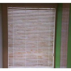 bamboo strip wooden blinds