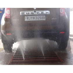 Under Chassis Car Wash System