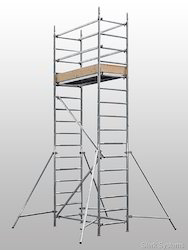 Single Width Scaffold Without Stairway For Rental