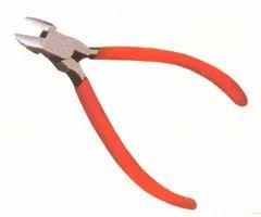 Electronic Mini Micro Cutting Nipper with Spring