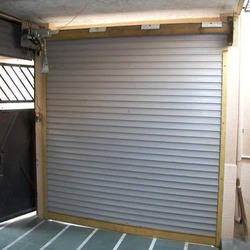 Automatic Motorized Rolling Shutters