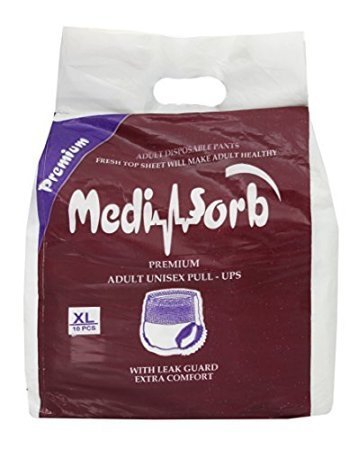 Medisorb Diapers Pull Ups
