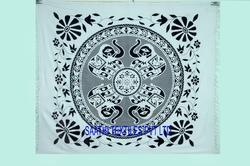 Printed 100% Pure Cotton Wall Hanging, Weight: 950 Grams