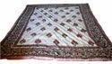 Hand Block Printed Cotton Jaipuri Razai/Quilt