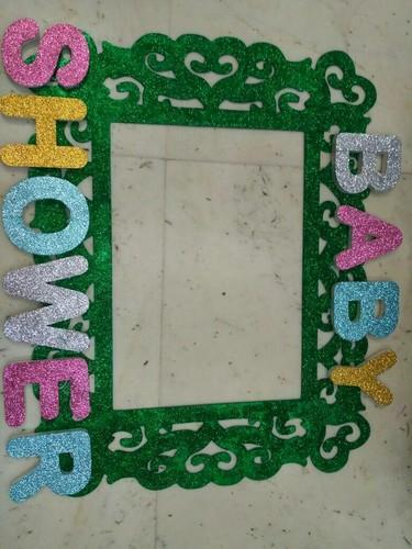 Baby Shower MDF Photo Frame Party Props at Rs 1500 /number | MDF ...