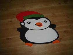 Penguin Fusing Cotton Mat