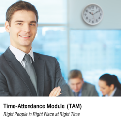 Time Attendance Module Software