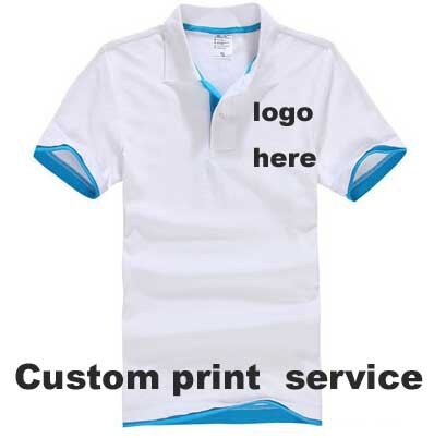 Polyester Customized Collar Polo T Shirt Size Small Medium Rs
