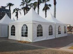 Pagoda Tents With Walls
