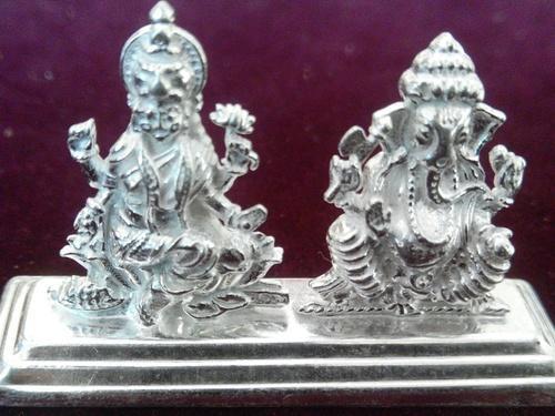 Pen Ganesh Murtidownload Hd: Silver Ganesh Laxmi Murti Wholesale