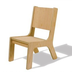 Merveilleux Kids Wooden Chair