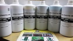 Ciss Photo Epson Ink